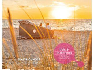 Das Ostsee Magazin 2019 stellt die Urlaubsorte der Ostsee Schleswig-Holstein vor und präsentiert Informationen für das gesamte Jahr
