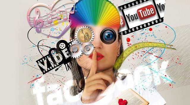 Der Social Media Bereich ist ein favorisierter Berufswunsch der jungen Generation