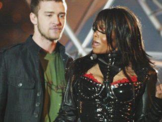 Justin Timberlake und Janet Jackson