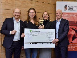 """moinworld belegt den ersten Platz beim diesjährigen """"ITEC Cares Award"""" des IT-Executive Club von Hamburg@work"""