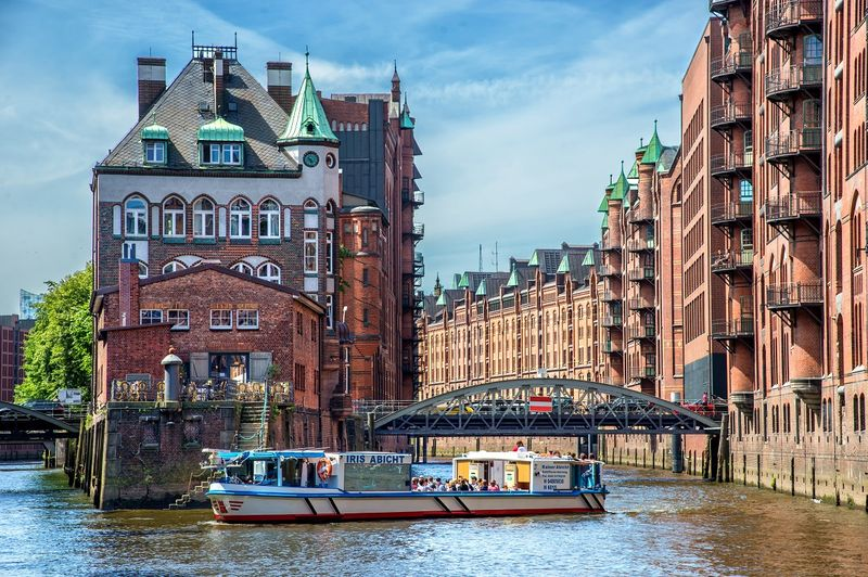 Das Fahrgastschiff Iris Abicht ist besonders bei Touristen angesagt