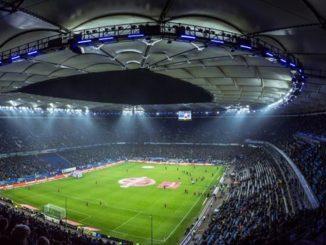 Das Volksparkstadion soll wieder in altem Glanz erstrahlen