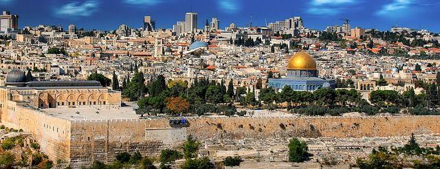 Die Stadt Jerusalem