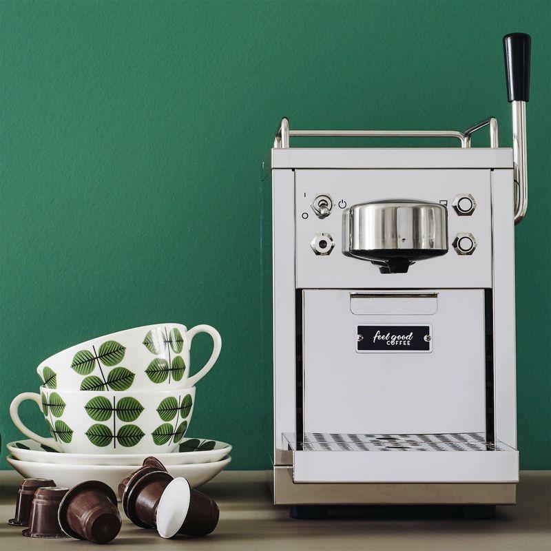 FGC Kaffeemaschine - 100% grüner Genuss
