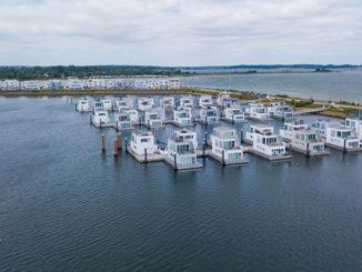 Meer geht nicht: Direkt an der Ostsee und der Schlei gelegen