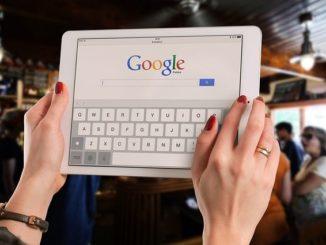 """Nach wie vor ist Google das Maß der Dinge in Sachen """"Suchen"""""""