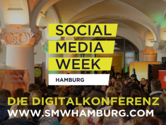 Social Media Week Hamburg 2019