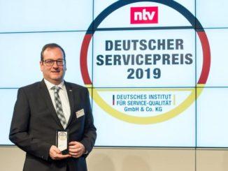 Deutscher Servicepreis 2019: Sixt unter den Testsiegern
