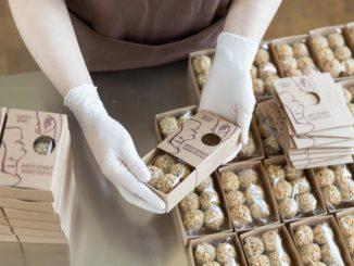 Teufelswerk & Engelsgabe - Bio-Dattelkonfekt - ohne Zuckerzusatz - 100% natürlich - handgemacht