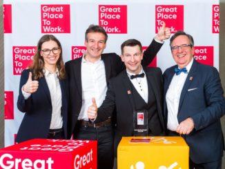 """Hanseatic Bank erhält Auszeichnung """"Deutschlands beste Arbeitgeber 2019"""""""
