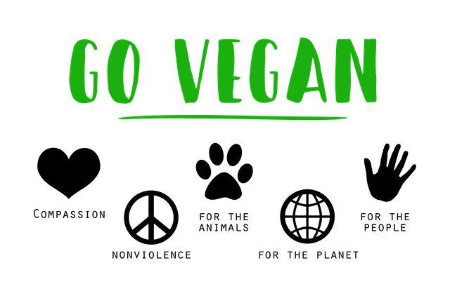 Veganer über alles!