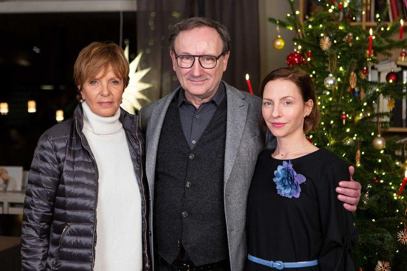 """ZDF-""""Herzkino"""": Drehstart für """"Weihnachten im Schnee"""""""