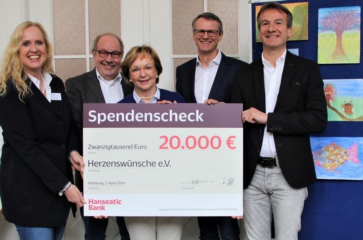20.000 Euro für Therapien am Altonaer Kinderkrankenhaus
