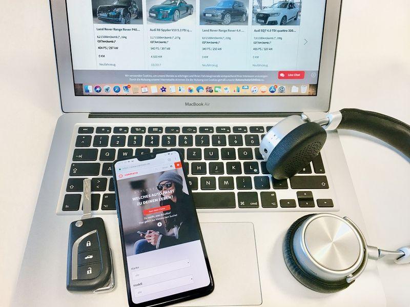 Autokauf jetzt volldigital möglich