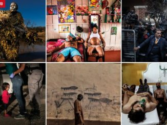 Bilder der Nominierten für das WORLD PRESS PHOTO of the Year