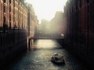 Hamburg ist die drittgrößte Hfenstadt der Welt