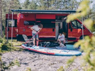 Sunlight-Cliff-Camper Van Special Edition-Lifestyle - der Weg ist das Ziel