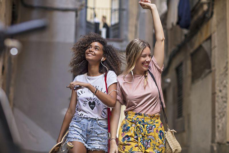 Die Jugend von heute freut sich auf ihre Zukunft