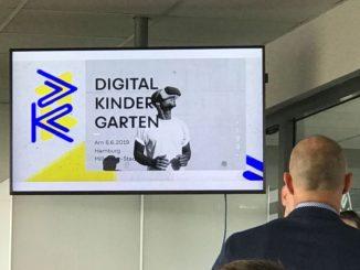 Der Digital Kindergarten diskutiert sich warm