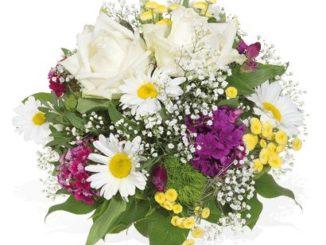 Söhne und Töchter in München verschenken die meisten Blumen