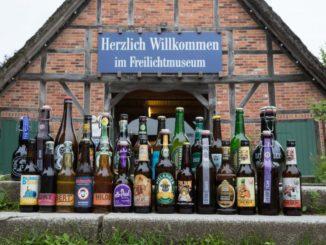 Bier aus dem Norden im Freilichtmuseum 23.6.2019