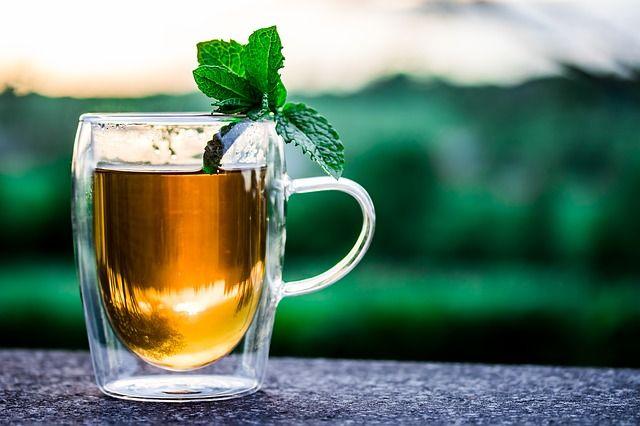 Einen entspannten Tee geniessen