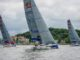 Fünf Rennyachten starten am Sonntag zum Nord Stream Race in Kiel