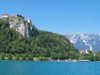 Strampeln und Staunen in Slowenien