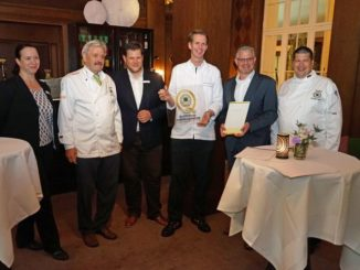 Verleihung Deutschlands »Qualifizierter Ausbildungsbetrieb des VDK« an das A-Rosa Travemünde