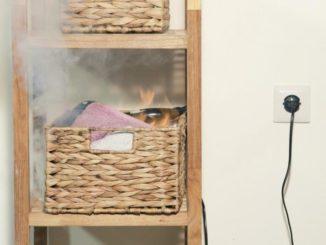 Die meisten Brände entstehen durch elektrische Geräte