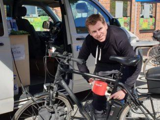 Fahrradcodierung gegen den Diebstahl