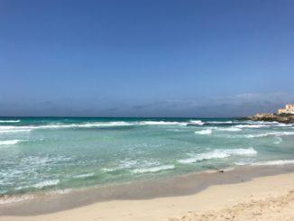 Der Naturstrand es Trenc hat schon etwas von Karibik