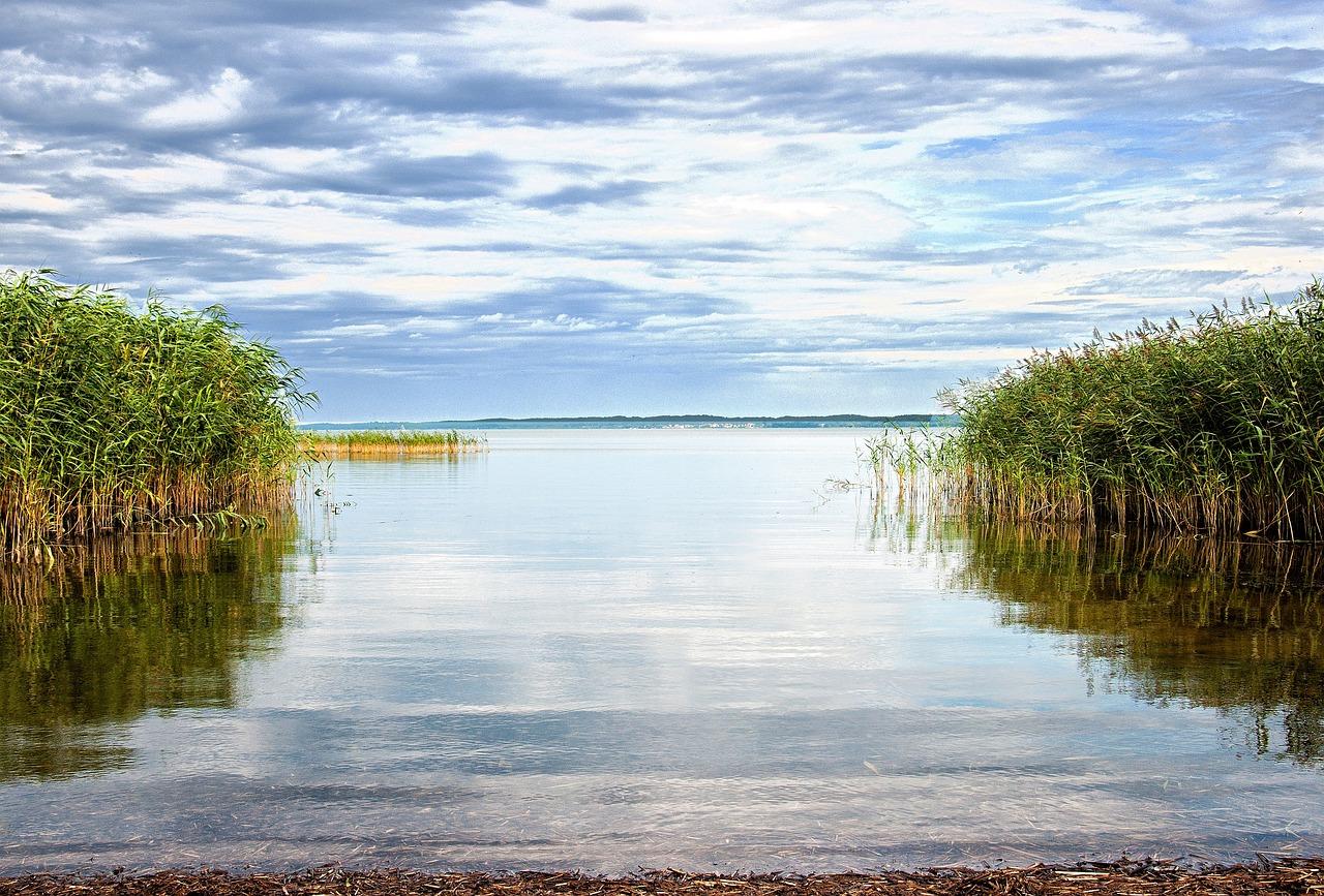 Die Mecklenburgische Seenplatte - das Land der 1000 Seen