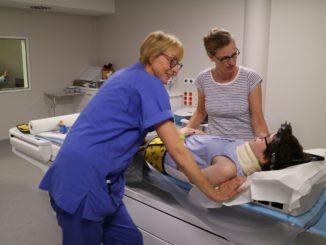 Moderne Technologie im Altonaer Kinderkrankenhaus