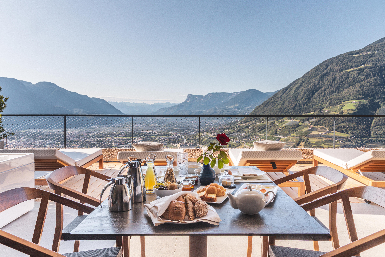 Was für ein Frühstückspanorama (c) Daniele Paternoster