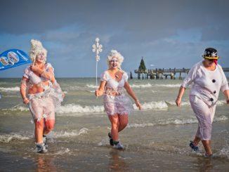 Boltenhagen Neujahrsanbaden 2019