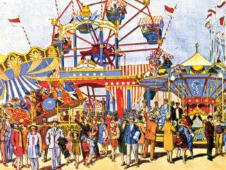 Historischer Jahrmarkt am Kiekeberg, 3.-6.10.19 - Bild FLMK