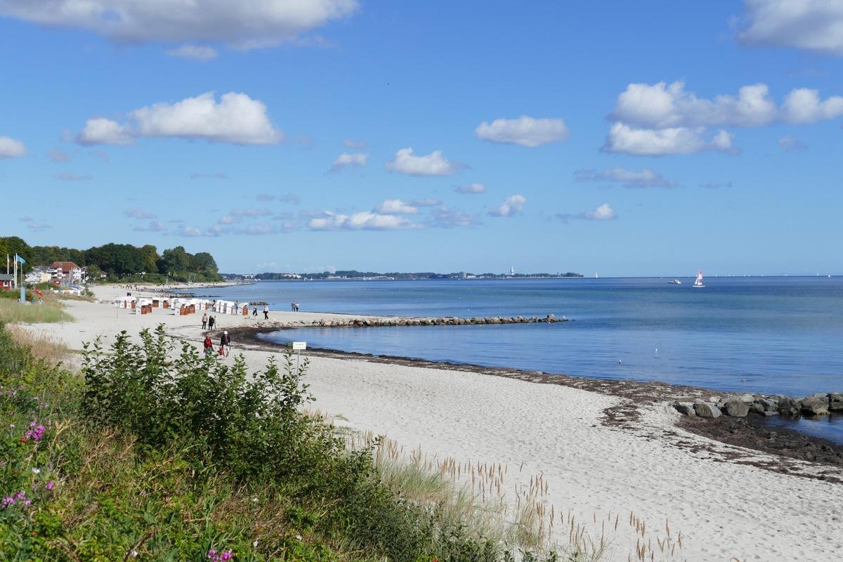Rettung für den Herbsturlaub am Meer Spontan-Aktion an der Ostseeküste