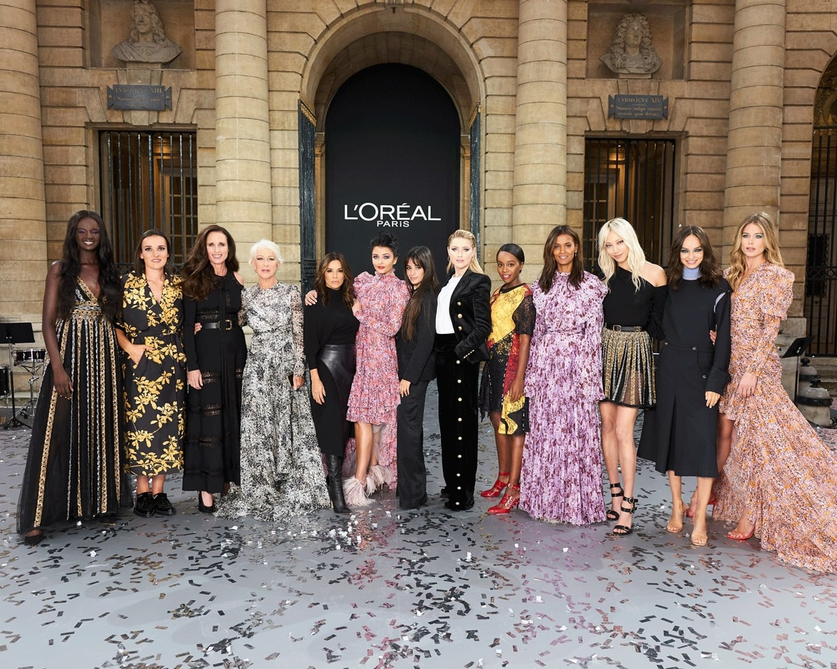 das waren die Fashion- und Beauty-Looks der Markenbotschafter