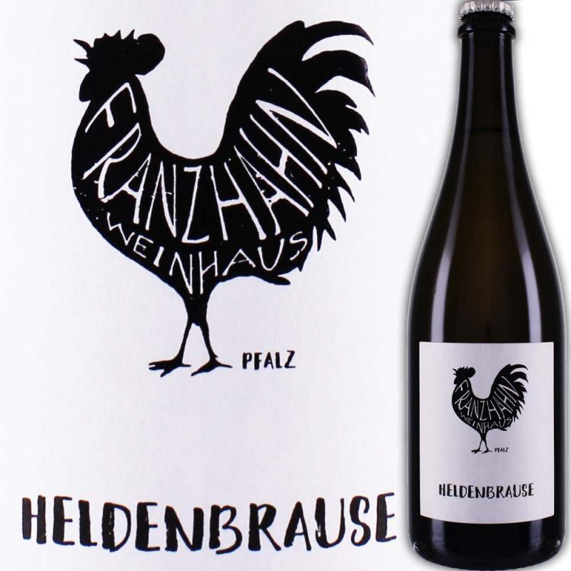 Heldenbrause - Weinhaus Franz Hahn mal alkoholfrei