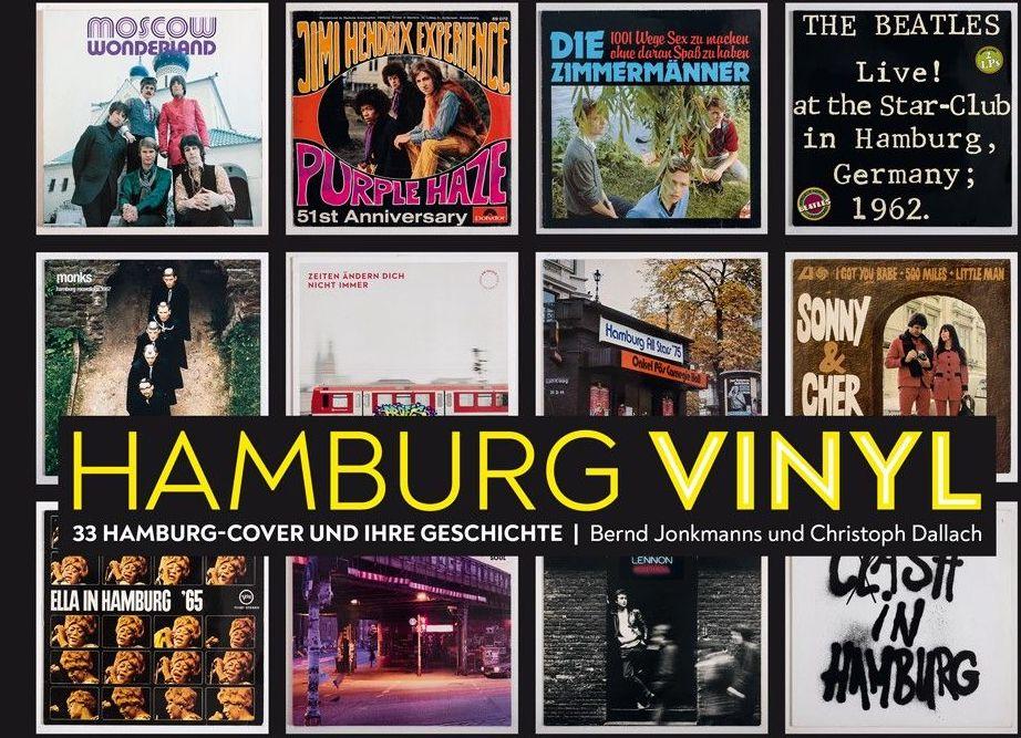 """Ratsherrn Brauerei Event: """"Hamburg Vinyl – 33 Hamburg-Cover und ihre Geschichte"""""""
