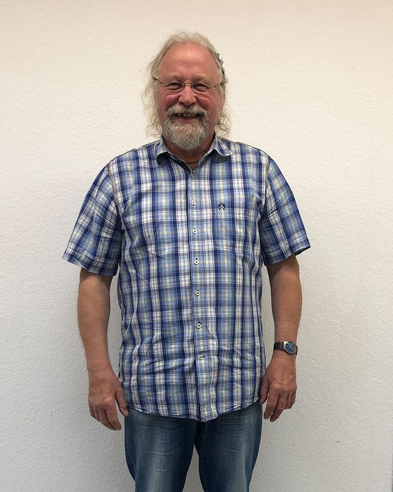 Rolf-Dieter Schulz