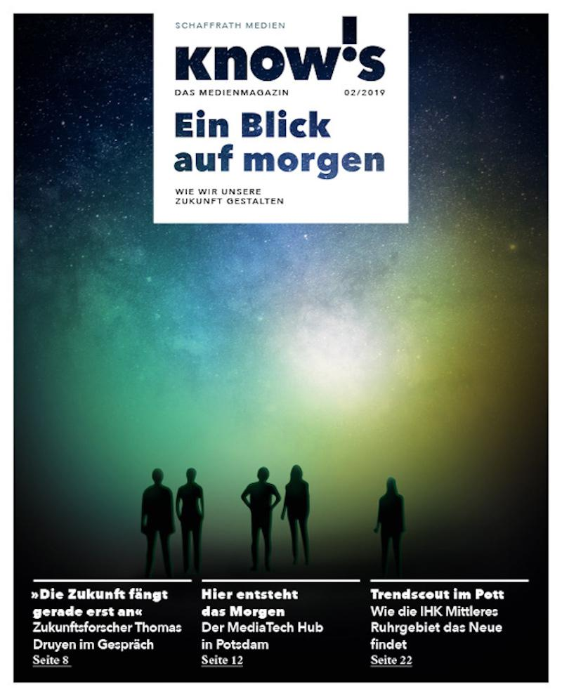 know!s - das Medienmagazin
