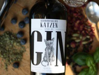 Der Schrödinger´s Katzen Gin euphorisiert die Welt