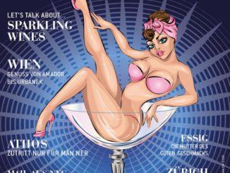 ICONIC FOOD. Das neue Magazin. Ab22.11. im Handel