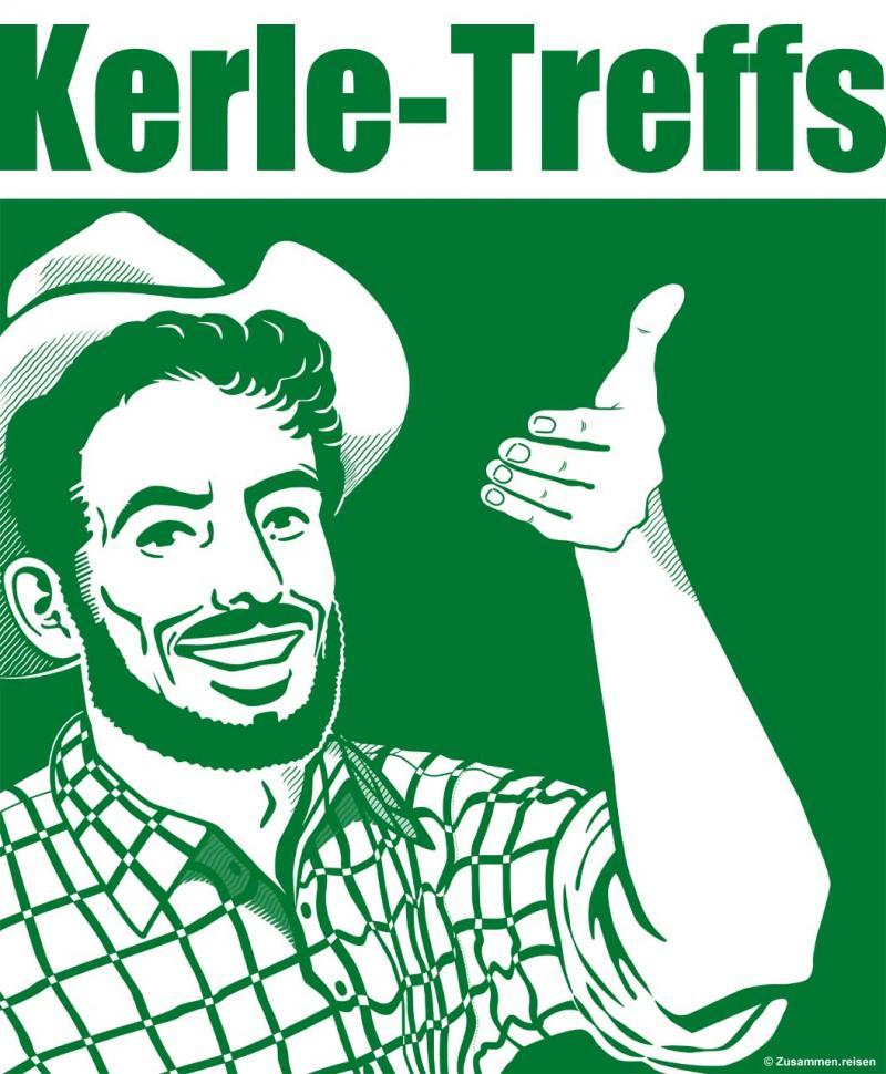 Kerle-Treffs in Berlin, Hamburg, Köln & München