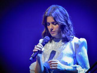 Sie wurde 2003 berühmt mit ihrem Debütalbum Call Off the Search, das sich mehr als zwei Millionen Mal verkaufte: Sängerin Katie Melua