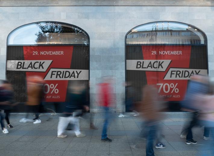 Zehn Fakten zum Black Friday