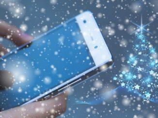 Bei den meisten Deutschen ist eher digitale als Heilige Nacht angesagt