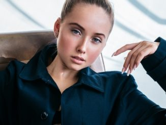 Shania Geiss unterschreibt Modelvertrag mit MGM Models